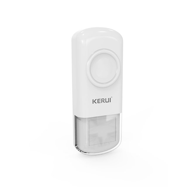 Kerui F54 Push Button, Operating at over 500 Feet, 433MHz, Soft Surface Design, Emergency & Panic Button